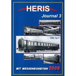 Heris Catalogus Journal 3 mit messenneuheiten 2009