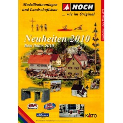 Noch Brochure - folder Neuheiten 2010