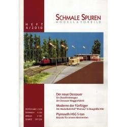 Schmale Spuren - Modell & vorbild 4/2010