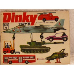 Dinky catalogus 1974-10 Engelse uitgave.