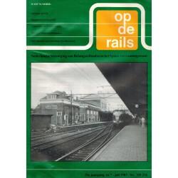 Op de rails 1983 Losse nummers