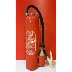 Ajax poeder brandblusser 7 Kg. 1968