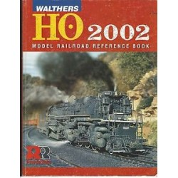 Walthers 2002 Model Railroad Reference Book