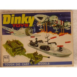 Dinky catalogus 1974-11 Engelse uitgave.