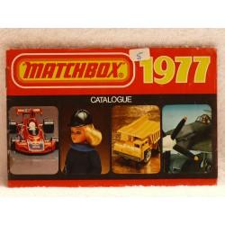 Matchbox catalogus 1977 Engelse uitgave.