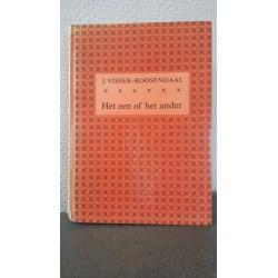 Het een of het ander - Groot letter boek.