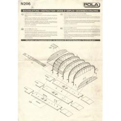 Pola Bauanleutung H0-N206