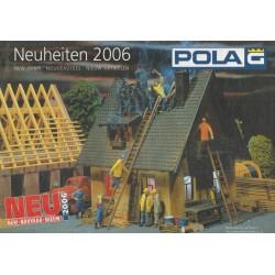 Pola Neuheiten brochure 2006