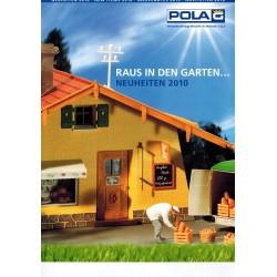 Pola Neuheiten brochure 2010