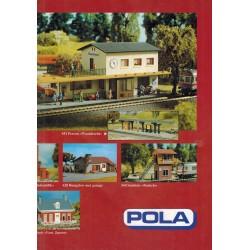 Pola Poster Gunstig geprijsde Pola bouwmodellen voor iedere H0 modelbaan
