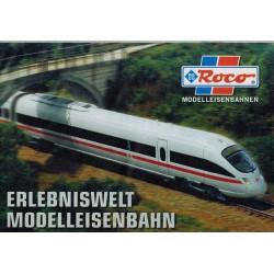Roco Erlebniswelt modelleisenbahn Catalogus