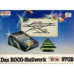 Roco Das Roco-Stellwerk 970B