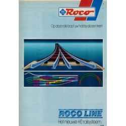 Roco Line Het nieuwe H0 railsysteem brochure