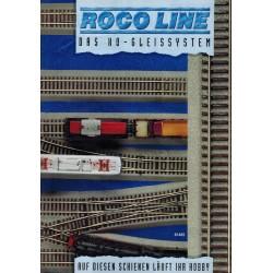 Roco Line Das Ho-Gleissystem brochure
