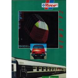 Roco News '92 Catalogus Nederlands - Italiaanse uitgave