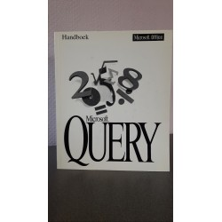 Microsoft Query Handboek