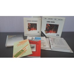 Unix SVR4 Compleet pakket boeken - Voor de liefhebber
