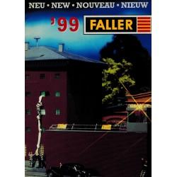 Faller brochure '99 Neu