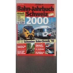 Bahn-Jahrbuch Schweiz 2000