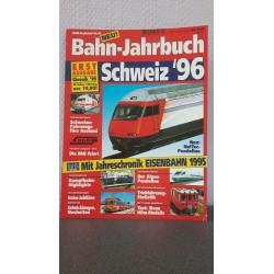 Bahn-Jahrbuch Schweiz 1996