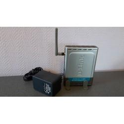 D-Link Wireless Access Point AirPlus G+ 2.4 GHz DWL-2000AP+
