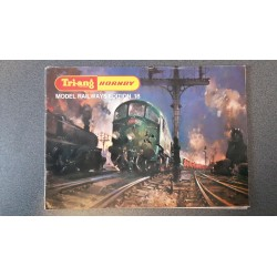Tri-ang folders - flyers - informatie - Model Railways Edition 18