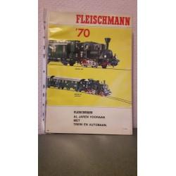 Fleischmann - Catalogus 70