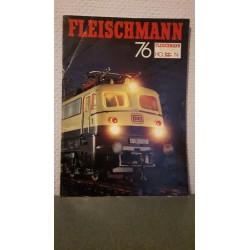 Fleischmann - Catalogus 76