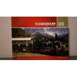 Fleischmann - Neuheitenkatalog 2011