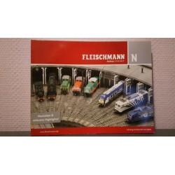Fleischmann - Katalog 2010 Herbst/winter Neuheiten