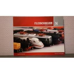 Fleischmann - Neuheitenkatalog 2010