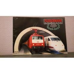 Fleischmann - Katalog 1987/88 D