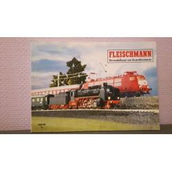Fleischmann - Catalogus 1988/89