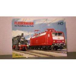 Fleischmann - Katalog 1991/92 D
