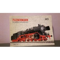 Fleischmann - Catalogus 1996/97