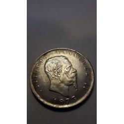 Regno D'Italia 1873 Vittorio Emanuele II Reproductie