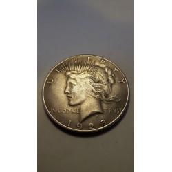 Dollar munt Liberty 1923 Reproductie