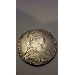 R.IMP.HU.BO.REG. M. THERESIA.D. G. 1780 Thaler Reproductie