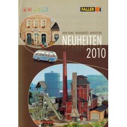 Faller brochure 2010 H0-N-Z Neuheiten