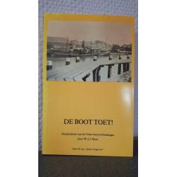 De boot toe ! De geschiedenis van de Urker bootverbindingen door W.J.J. Boot