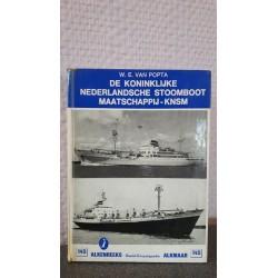 De Koninklijke Nederlandsche Stoomboot Maatschappij-KNSM