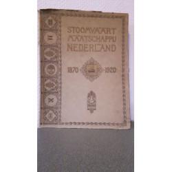 Stoomvaart Maatschappij Nederland 1870-1920