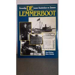 De lemmerboot - Levenslijn tussen Amsterdam en Lemmer
