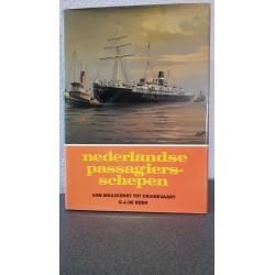 Nederlandse passagiersschepen - van maildienst tot cruisevaart