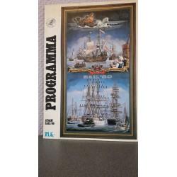 Programma Sail '80 Amsterdam