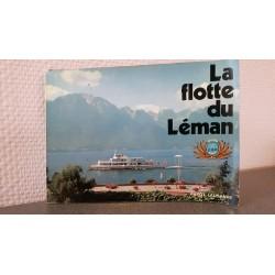 La flotte du Léman