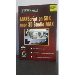 MaxScript en SDK voor 3D Studio Max - Met Bijbehorende CD