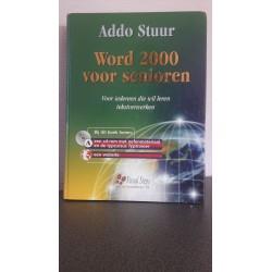 Word 2000 voor Senioren - Voor iedereen die wil leren tekstverwerken