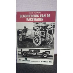Geschiedenis van de racewagen Nr. 163