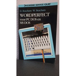 WordPerfect voor PC Dos en MS Dos